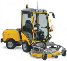 Садовый трактор Stiga Titan 740 DCR