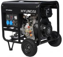 Дизельный генератор HYUNDAI DHY6000LE