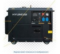Дизельный генератор HYUNDAI DHY12000SE